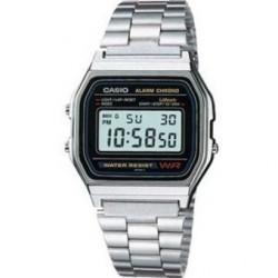 Reloj Casio Caballero modelo A158WA-1DF
