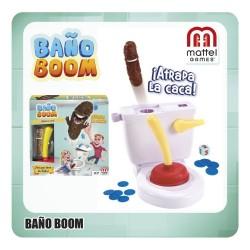 Juego de mesa baño boom!