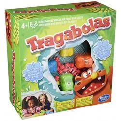Juego de mesa Tragabolas Hasbro