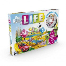 Juego The Game of the Life Hasbro