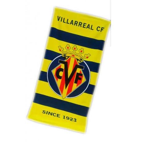 Toalla Villarreal Club de Fútbol 90x180cm