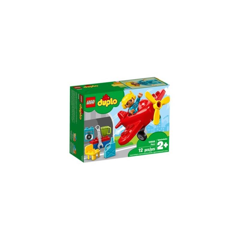 Lego DUPLO Town 10908 Avión 19L10908