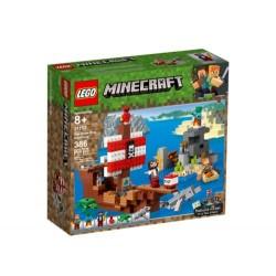 Lego Minecraft 21152 La...