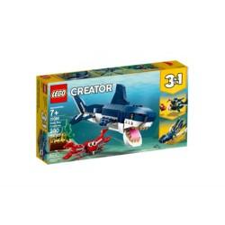 Lego LEGO Creator 31088 Criaturas del Fondo Marino