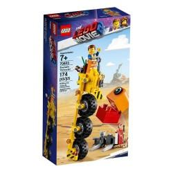 Lego LEGO Movie 70823 Triciclo de Emmet