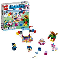 Lego 41454 Unikitty Laboratorio de la Dra. Fox