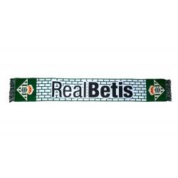 Bufanda Real Betis Balompié vertical