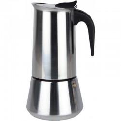 Cafetera Orbegozo acer Inox  6 tazas especial Inducción KFI 660