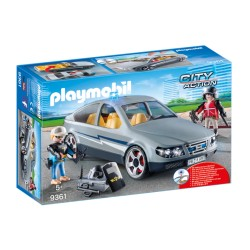 Playmobil 9361 Coche Civil...