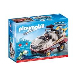 Playmobil 9364 Coche Anfibio
