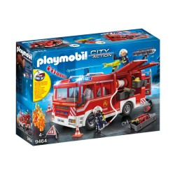 Playmobil 9464 Camión de Bomberos