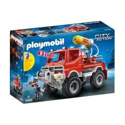 Playmobil 9466 vehículo bomberos Todoterreno