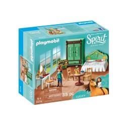 Playmobil 9476 Habitación de Luchy