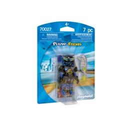 Playmobil 70027 Agente Espacial