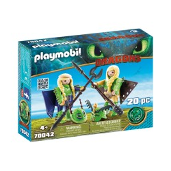 Playmobil 70042 Chusco y...