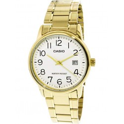 Reloj Casio Caballero MTP-V002G-7B