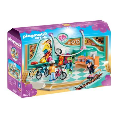 Playmobil 9406 Cubo de arena Heladería