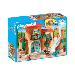 Playmobil 9421 coche familiar de vacaciones