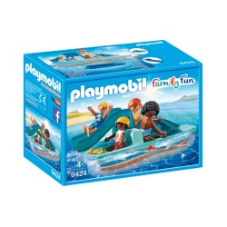 Playmobil 9424 patinete hidropedal