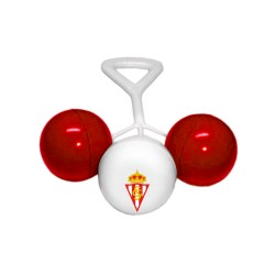 Babero bebé Real Sporting de Gijón