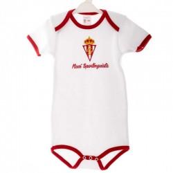 Body bebé Sporting de Gijón verano bebé