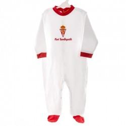 Pelele bebé Sporting de Gijón