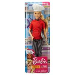 Muñeca Barbie quiero ser Chef