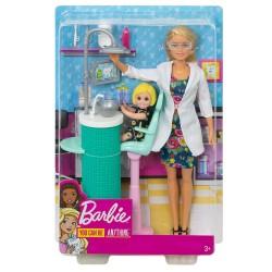 Barbie Yo quiero ser Dentista