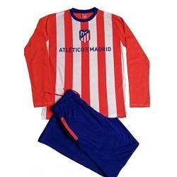 Pijama Atlético de Madrid niño Escudo Nuevo