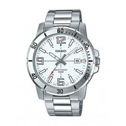 Reloj Casio Caballero MTP-VD01G-1B