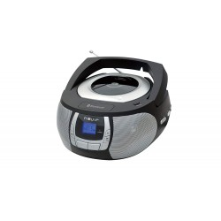 Nevir NVR-481UB - Radio CD MP3 portátil con Bluetooth