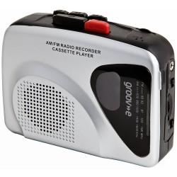 Radio transistor Sami RS-11804 USB y MicroSD linterna bateria recargable