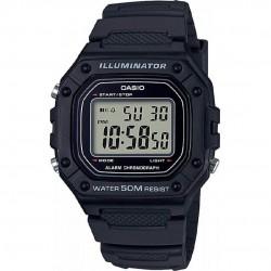 Reloj Casio caballero W-218H-1A