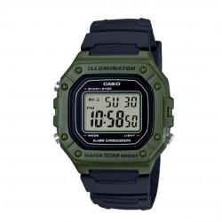 Reloj Casio caballero W-218H-3A