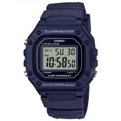 Reloj Casio caballero W-218H-4B