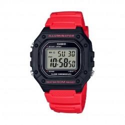 Reloj Casio caballero W-218H-4BV