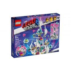 """Lego Movie 2 70838 Palacio Espacial """"No Tan Malvado"""" de la Reina Soyloque"""