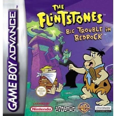 The Flintstones Los picapiedra Game Boy Advance