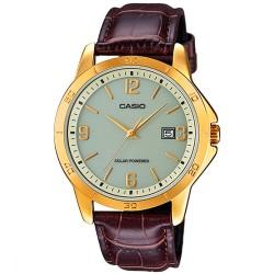 Reloj Casio solar Caballero MTP-VS02GL-9A