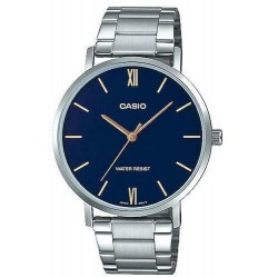 Reloj Casio Caballero MTP-VT01D-2B