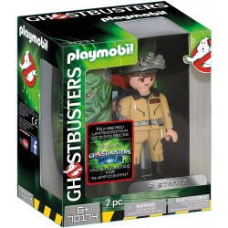 Playmobil 70174 Ghostbusters figura coleccionable Ray Stantz