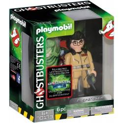 Playmobil 70173 Cazafantasmas Ghostbusters Figura coleccionable Egon Spengler