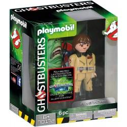 Playmobil 70172 Cazafantasmas Ghostbusters Figura coleccionable Peter Venkma