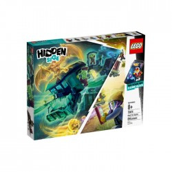 LEGO Hidden Side 70424 Expreso Fantasma