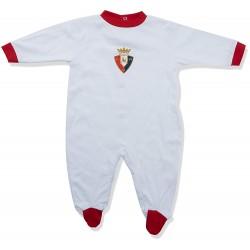 Atlético Osasuna pelele bebé invierno