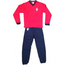 Pijama Club Atlético Osasuna niño invierno TALLA XXL