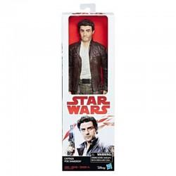 Star Wars Figura 30 cm Capitán Poe Dameron Hasbro
