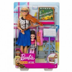Barbie Yo quiero ser profesora de música