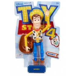 Muñeco Woody Toy Story 4 articulada 23cm
