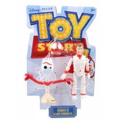 Muñeco Jessie Toy Story 4 articulada 20cm